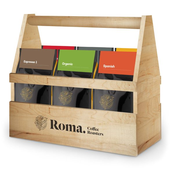 Roma Coffee Sample Box