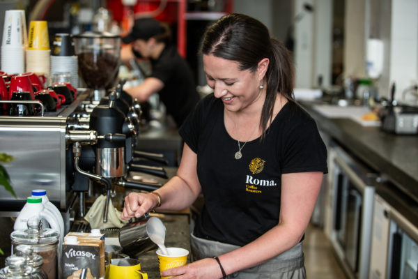 Hire amazing staff in your coffee shop